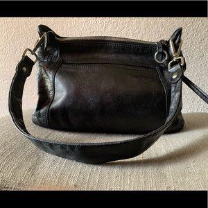 Black HOBO International purse- great condition